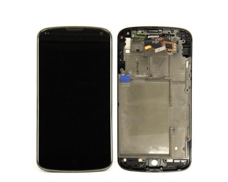 LG E960 Nexus 4 Ekran Değişimi