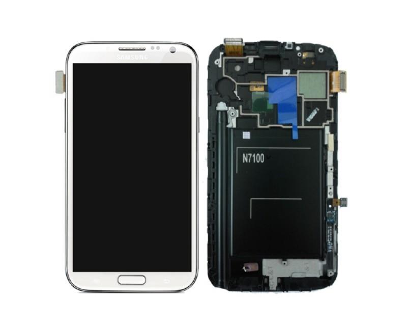 Samsung Note2 Ekran Değişimi