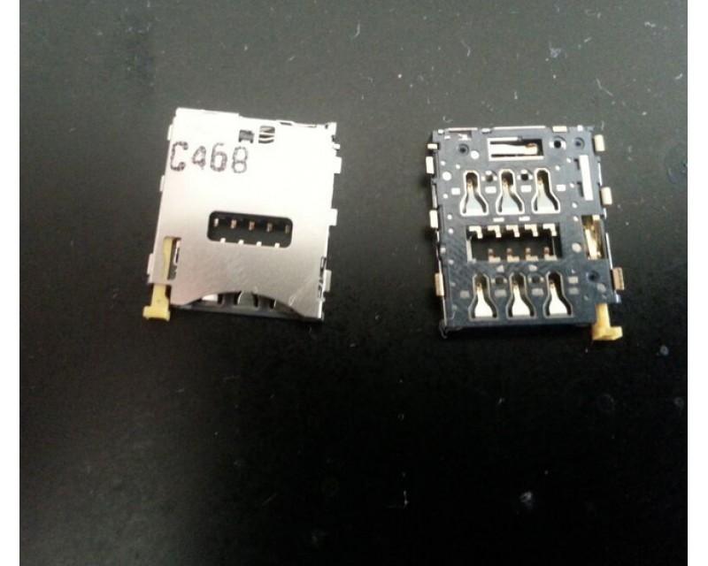 Sony Z-Z1-Z2-Z3 Sim Yuvası Değişimi