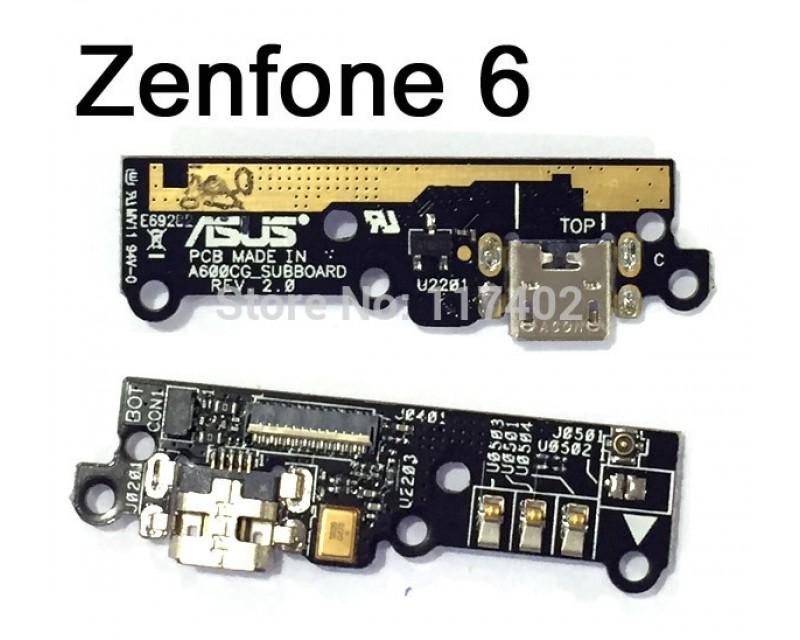 Asus Zenfone 6 Şarj Bord Değişimi