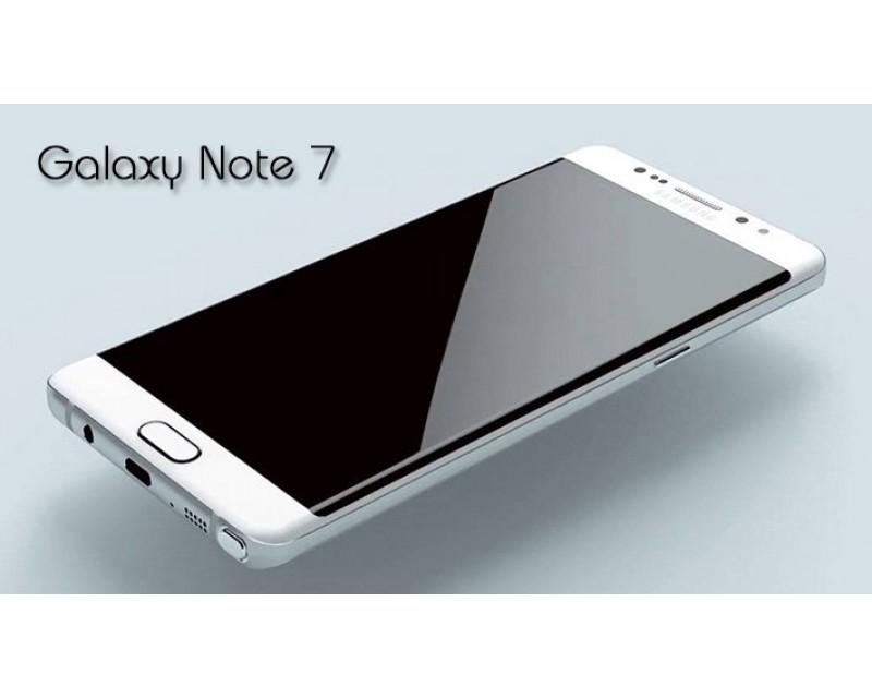 Samsung Note 7 Ekran Kırıldı - Değişimi